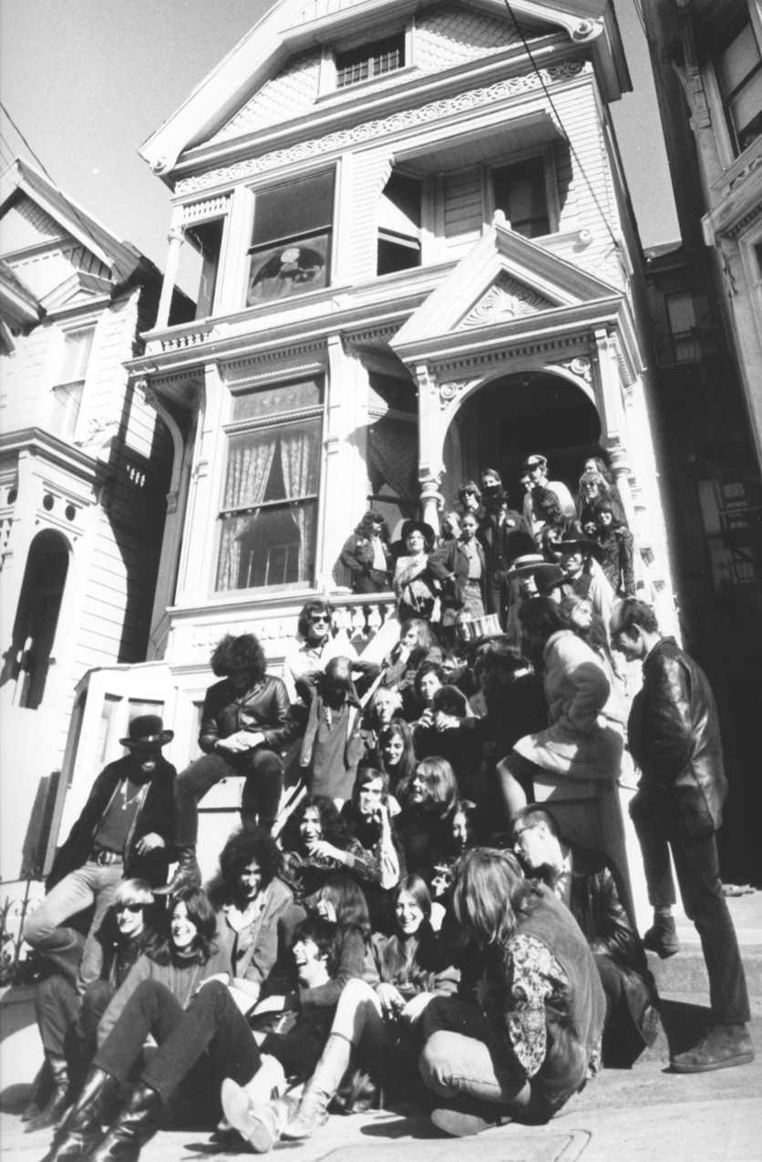 Grateful Dead House on Google Project Sunroof - Sunshine & Daydreams